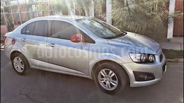 Chevrolet Sonic 1.6 LT  usado (2012) color Gris precio $4.800.000