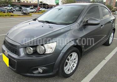 Chevrolet Sonic 1.6 LT Aut usado (2013) color Gris precio $29.000.000