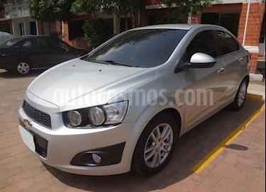 Chevrolet Sonic 1.6 LT usado (2013) color Gris precio $18.000.000