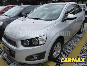 Foto Chevrolet Sonic 1.6 LT usado (2015) color Plata precio $35.900.000