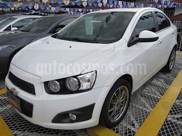 Foto Chevrolet Sonic 1.6 LT  usado (2016) color Blanco precio $36.900.000