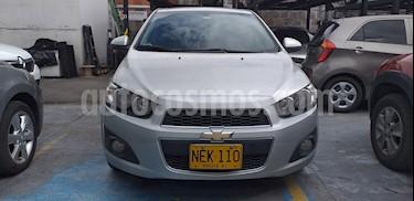 Foto Chevrolet Sonic 1.6 LT usado (2013) color Gris Urbano precio $30.500.000