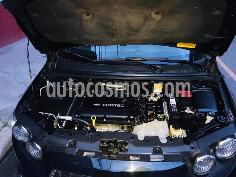 Chevrolet Sonic 1.6 LT usado (2014) color Carbon precio $27.500.000