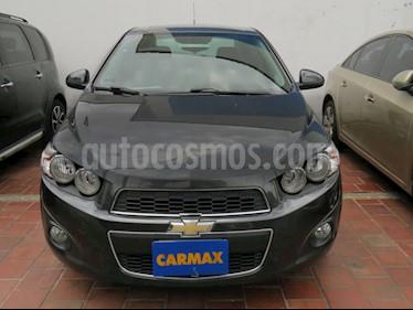 Foto Chevrolet Sonic 1.6 LT usado (2014) color Gris precio $33.900.000