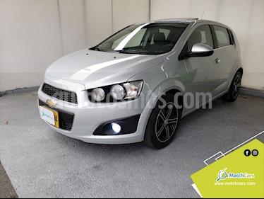 Chevrolet Sonic 1.6 LT  usado (2016) color Plata Brillante precio $31.990.000