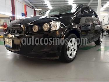 Foto venta Auto Seminuevo Chevrolet Sonic LS (2016) color Negro precio $150,000