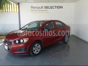 Chevrolet Sonic LS usado (2014) color Rojo Tinto precio $145,000