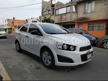 foto Chevrolet Sonic LS usado (2016) color Blanco precio $125,000