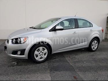 Chevrolet Sonic LS usado (2014) color Plata precio $115,000