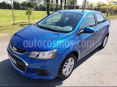 Foto venta Auto Seminuevo Chevrolet Sonic LS (2017) color Azul precio $177,000