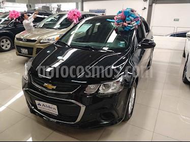 Foto venta Auto usado Chevrolet Sonic LS (2017) color Negro precio $169,000