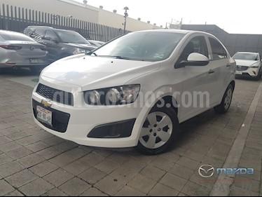 Foto Chevrolet Sonic LS usado (2016) color Blanco precio $140,000