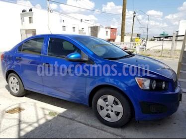 Foto Chevrolet Sonic LS usado (2012) color Azul precio $95,000