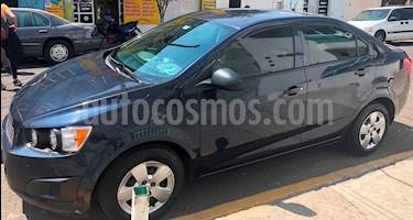 Chevrolet Sonic LS usado (2014) color Azul precio $127,000