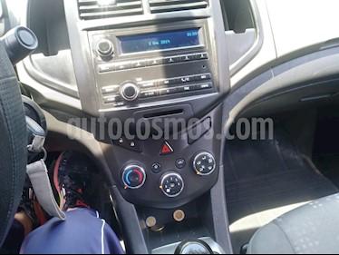 Foto venta Auto usado Chevrolet Sonic LS (2015) color Negro precio $125,000