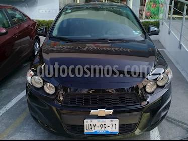 Foto venta Auto Seminuevo Chevrolet Sonic LS (2016) color Negro precio $140,000