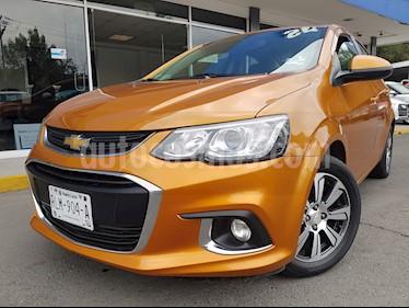 Foto venta Auto usado Chevrolet Sonic LS (2017) color Amatista Metalizado precio $209,900