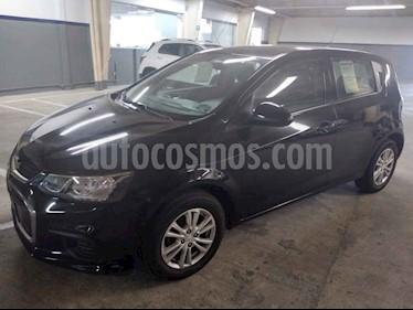Foto venta Auto usado Chevrolet Sonic LT Aut (2017) color Negro precio $170,000