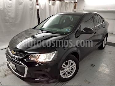 Foto Chevrolet Sonic LT Aut usado (2017) color Negro precio $169,900