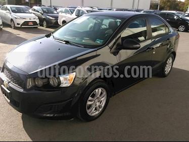 Foto venta Auto Seminuevo Chevrolet Sonic LT Aut (2015) color Gris precio $119,000