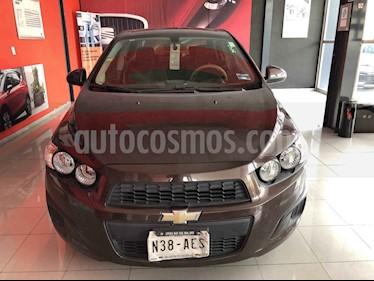 Foto Chevrolet Sonic LT Aut usado (2016) color Vino Tinto precio $145,000