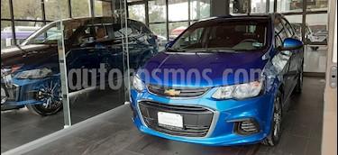Foto Chevrolet Sonic LT Aut usado (2017) color Azul precio $162,000