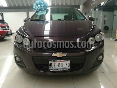 Foto venta Auto usado Chevrolet Sonic LT Aut (2015) color Violeta precio $136,000