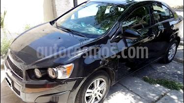 Foto Chevrolet Sonic LT Aut usado (2014) color Negro Carbon precio $140,000