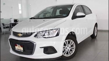 Foto venta Auto usado Chevrolet Sonic LT Aut (2017) color Blanco precio $189,000