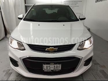 Foto Chevrolet Sonic LT HB Aut usado (2017) color Blanco precio $165,000