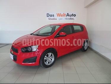 Foto venta Auto Seminuevo Chevrolet Sonic LT HB (2015) color Rojo precio $164,995