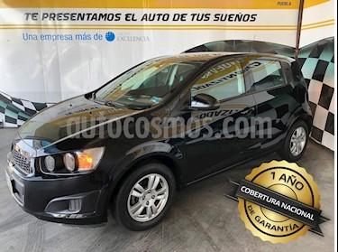 Foto venta Auto usado Chevrolet Sonic LT HB (2016) color Negro precio $160,000