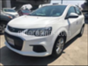 Foto venta Auto usado Chevrolet Sonic LT MANUAL (2017) color Blanco precio $178,000