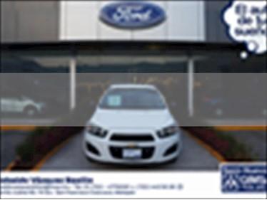 Foto venta Auto usado Chevrolet Sonic LT MANUAL (2016) color Blanco precio $145,000