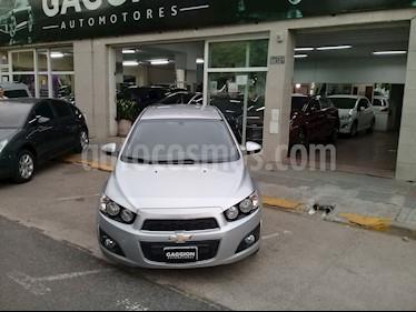 Foto venta Auto usado Chevrolet Sonic  LT (2012) color Gris Urbano