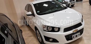 Foto venta Auto Usado Chevrolet Sonic  LT (2012) color Blanco precio $270.000
