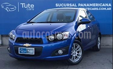 Foto venta Auto usado Chevrolet Sonic  LT (2017) color Azul Atlantico precio $470.000