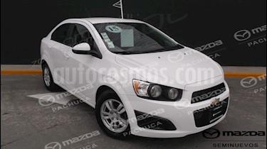 Foto venta Auto Seminuevo Chevrolet Sonic LT (2015) color Blanco precio $145,000