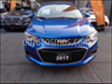 Foto Chevrolet Sonic LT usado (2017) color Azul Electrico precio $179,000