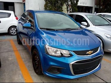 Chevrolet Sonic LT usado (2017) color Azul precio $165,000