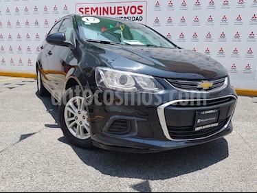 foto Chevrolet Sonic LT usado (2017) color Negro precio $164,000
