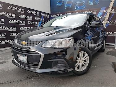 Foto Chevrolet Sonic LT usado (2017) color Negro precio $164,900