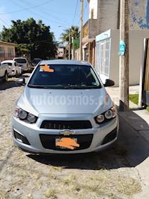 Chevrolet Sonic LT usado (2013) color Azul Claro precio $106,000
