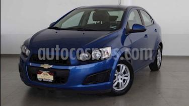 Foto venta Auto usado Chevrolet Sonic LT (2016) color Azul precio $162,000