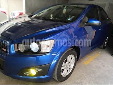 Chevrolet Sonic LT usado (2016) color Azul precio $145,000