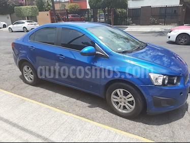 Chevrolet Sonic LT usado (2016) color Azul precio $116,900