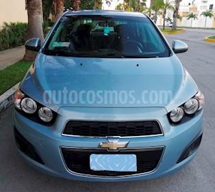 foto Chevrolet Sonic LT usado (2013) color Azul Claro precio $120,000