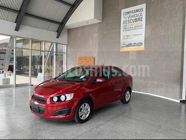 Chevrolet Sonic LT usado (2016) color Rojo precio $139,000
