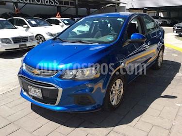 Foto Chevrolet Sonic LT usado (2017) color Azul precio $155,000