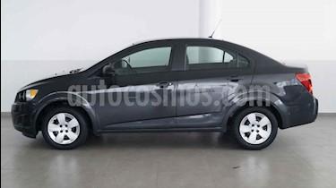 Foto venta Auto usado Chevrolet Sonic LT (2015) color Gris precio $130,000